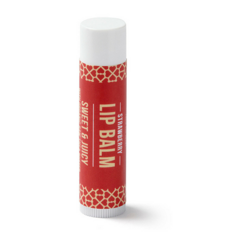 Akoma Strawberry Lip Balm (Stick) - Melariche