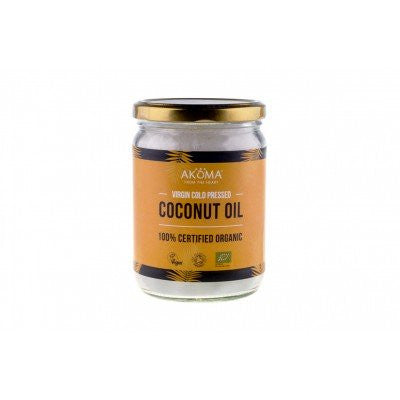 Akoma Coconut Oil Virgin Organic (Cold Pressed) - Melariche