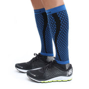 Native Planet Honeycomb Compression Sleeve - Blue