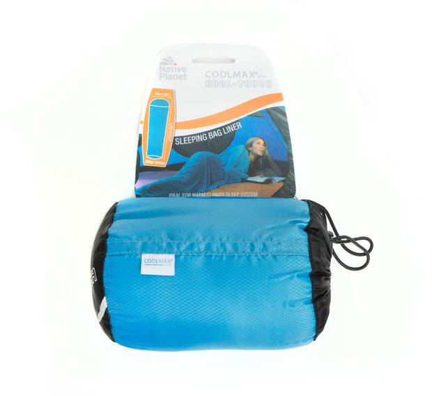 Cool-Touch Coolmax® Sleeping Bag Liner