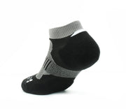 Impact - High Density Cushioned Running Socks (Black)