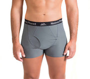 Native Planet Men's Pro 3״ Mesh Boxer Bried