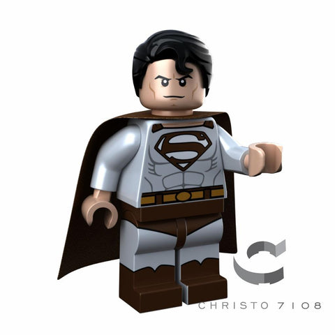 CHRISTO7108 - PREORDER - 1948 SUPERMAN