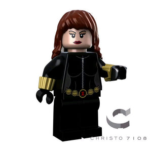 CHRISTO7108 - PREORDER - Black Widow