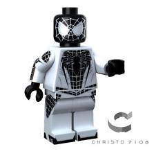CHRISTO7108 - PREORDER - Custom Spidey (black and white variant)