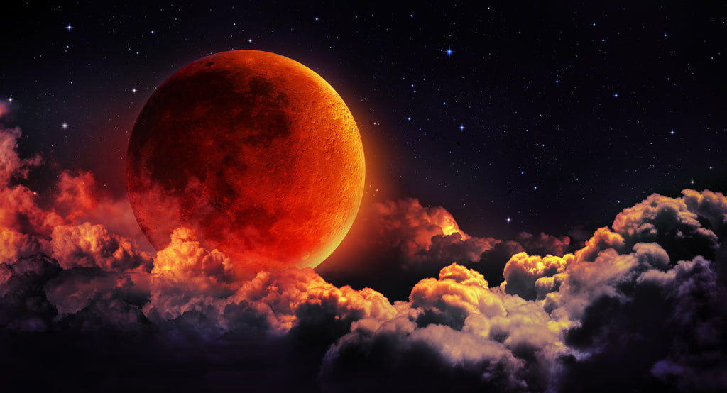 Eclipse Dates & Predictions 2020 - 2022 +Essential Oils & EO Recipe to Use