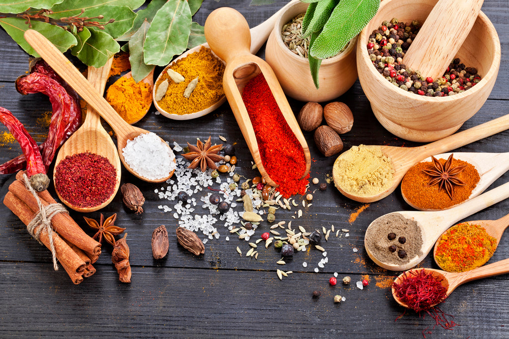 Culinary Wellness Oils: Spicy Blend