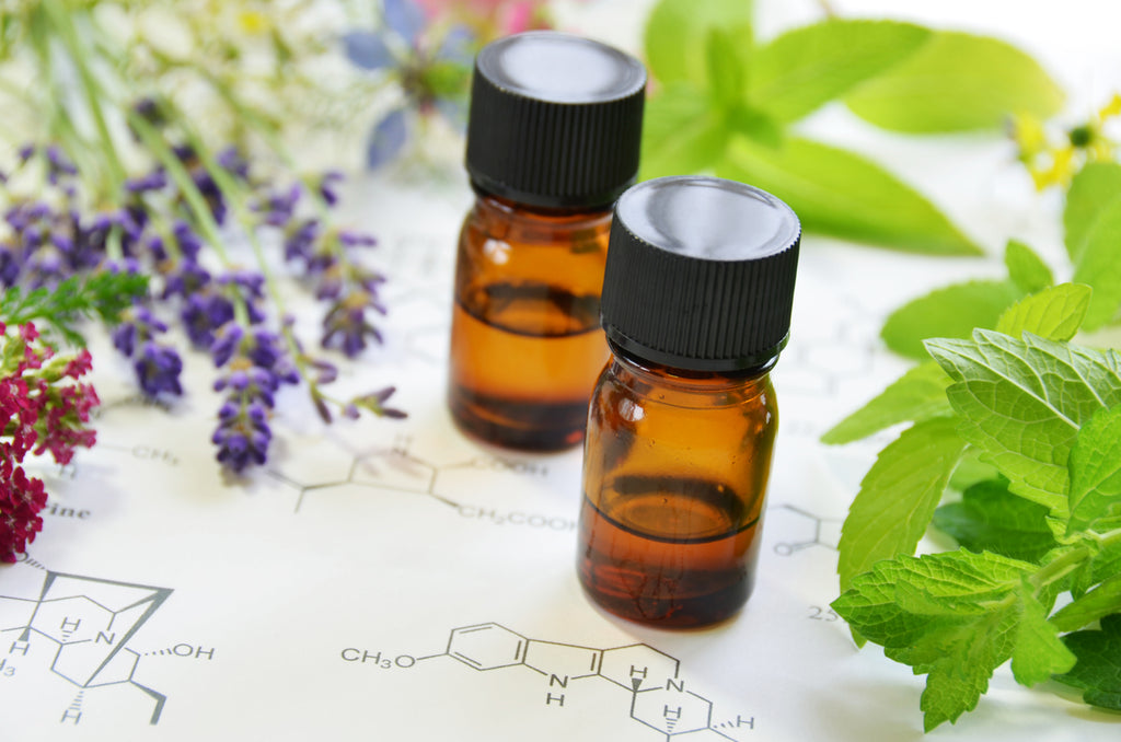 Aromatherapy Archetypes - The Female Athlete - Monoterpenols