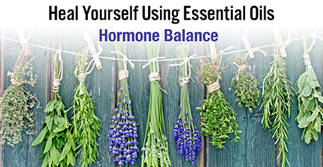 Heal Yourself Using Essential Oils - Hormone Balance - KG Stiles, Instructor BA, CBT, CBP, LMT - SAVE 20% OFF!-Consulting & Tutorial Programs-PurePlant Essentials