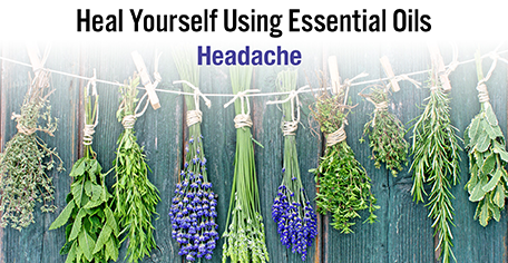 Heal Yourself Using Essential Oils - Headache-Consulting & Tutorial Programs-PurePlant Essentials