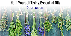 Heal Yourself Using Essential Oils - Depression - ON SALE!-Consulting & Tutorial Programs-PurePlant Essentials