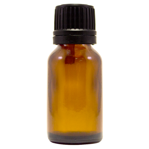 Essential Oil Bottles - Euro-dropper Amber Colored Glass Bottles - 2.5ml, 7.5m & 18ml Sizes-Aromatic Supplies-PurePlant Essentials