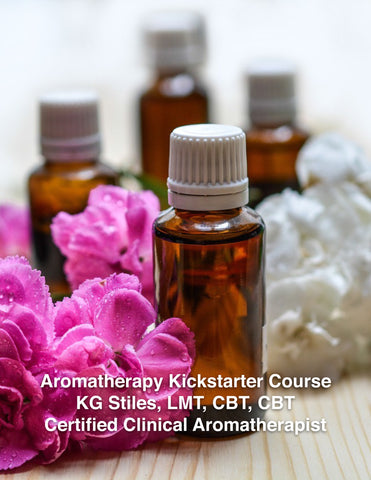 Aromatherapy Kickstarter Course - KG Stiles, Instructor-ebook-PurePlant Essentials