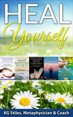 Heal Yourself Bundle - (BUY 5 BOOK BUNDLE & SAVE 50% OFF!!)-ebook-PurePlant Essentials