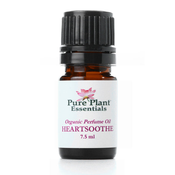 Heartsoothe Perfume - Emotional Detox Oil-Perfume Oil-PurePlant Essentials