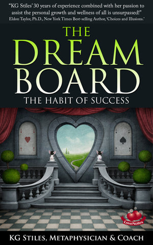 DREAM BOARD EXPERIENCE - THE HABIT OF SUCCESS - By KG Stiles-ebook-PurePlant Essentials