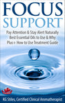 Focus Support -- Pay Attention Stay Alert Naturally -- By KG Stiles-ebook-PurePlant Essentials