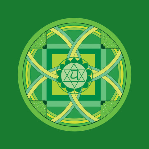 Chakra Oil Compassion - 4TH Chakra Anahata (Heart) - Chakra Anointing Oil-Essential Oil Dilution-PurePlant Essentials