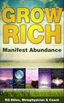 GROW RICH MANIFEST ABUNDANCE - (BUY BUNDLE & SAVE) - By KG Stiles-Bundle-PurePlant Essentials