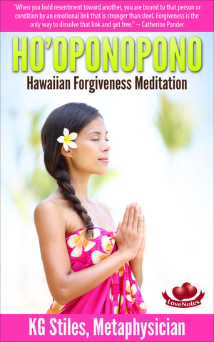 Ho'oponopono - Hawaiian Forgiveness Meditation - By KG Stiles-ebook-PurePlant Essentials