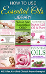 How to Use Essential Oils Library -- BUY 6 BOOK BUNDLE & SAVE -- By KG Stiles-ebook-PurePlant Essentials