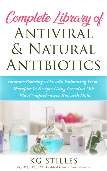Complete Library of Antiviral & Natural Antibiotics - By KG Stiles-ebook-PurePlant Essentials