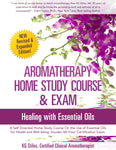 Aromatherapy Home Study Course & Certification Exam SAVE 60% - Instructor KG Stiles, BA, CBP, CBT, LMT-Bundle-PurePlant Essentials