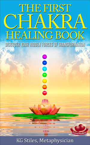 Chakra Healing Book First - Discover Your Hidden Forces of Transformation Clear & Balance Issues Around Belonging, Family & Community - By KG Stiles-ebook-PurePlant Essentials