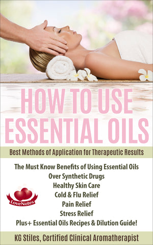 How to Use Essential Oils - Best Methods of Application for Therapeutic Results - By KG Stiles-ebook-PurePlant Essentials