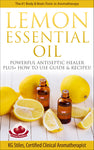 Lemon Essential Oil - #1 Body & Brain Tonic - By KG Stiles-ebook-PurePlant Essentials