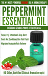 Peppermint Essential Oil -- #1 Most Powerful Energy Oil -- By KG Stiles-ebook-PurePlant Essentials