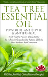 Essential Oil - Tea Tree - Powerful Antiseptic & Antifungal - By KG Stiles-ebook-PurePlant Essentials