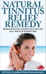 Natural Tinnitus Relief - Ringing Ear Relief Remedy - By KG Stiles-ebook-PurePlant Essentials