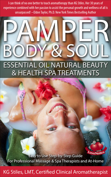 Beauty & Health Spa Treatments Pamper Body & Soul SAVE 60% OFF - By KG Stiles-ebook-PurePlant Essentials
