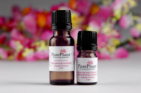 Menopause Support -- Natural Menopause Remedy -- Ready-to-use 10% Dilution-Essential Oil Dilution-PurePlant Essentials