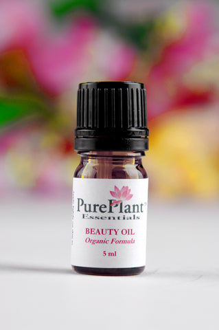 Beauty Oil Face & Body - Ultimate Skin Care for All Skin Types-Essential Oil Dilution-PurePlant Essentials