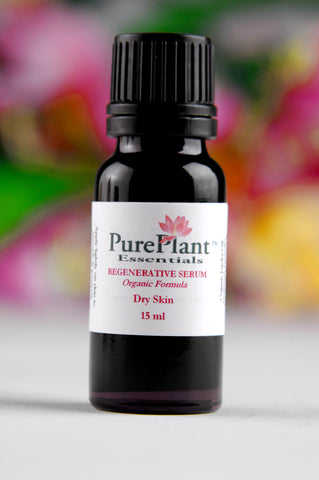 Regenerative Serum Dry to Normal - Ultimate Skin Care Formulation-Essential Oil Dilution-PurePlant Essentials