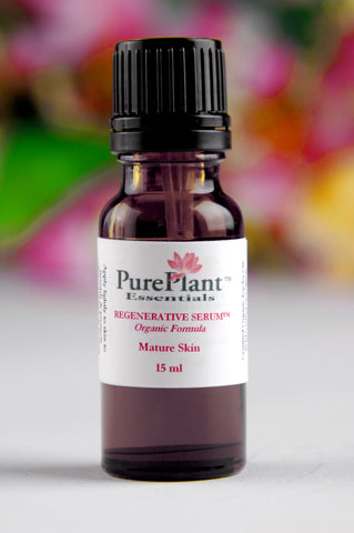 Regenerative Serum Mature Skin - Ultimate Skin Care Formulation-Essential Oil Dilution-PurePlant Essentials