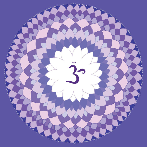 Chakra Oil Blissful Union - 7TH Chakra Sahasrara (Crown) - Chakra Anointing Oil-Essential Oil Dilution-PurePlant Essentials