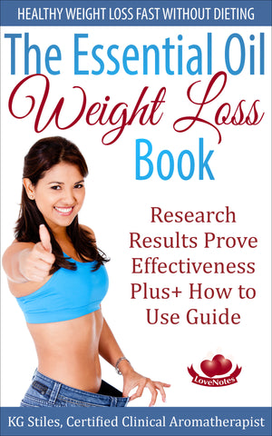 Essential Oil Weight Loss Book - Healthy Weight Loss Without Dieting - By KG Stiles-ebook-PurePlant Essentials