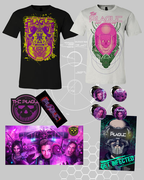 "The Plague ""Hope For The Future"" Package #2"