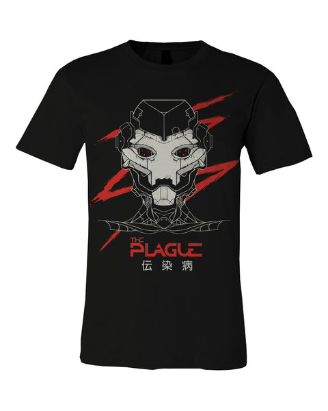 "The Plague ""Ninja"" T-shirt"