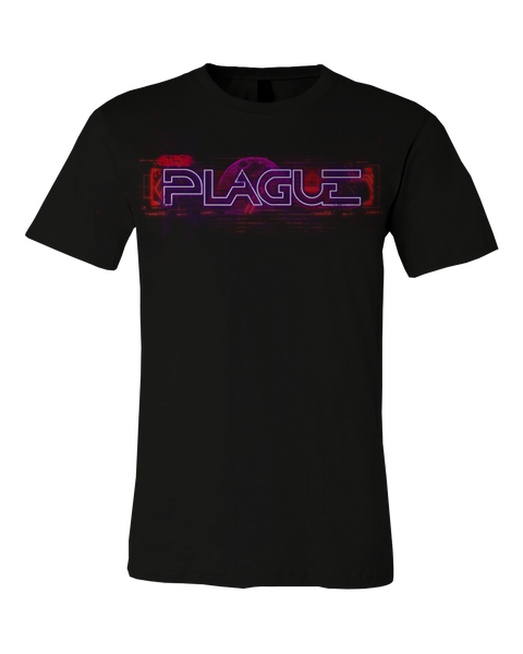 "The Plague ""Future logo"" T-shirt"