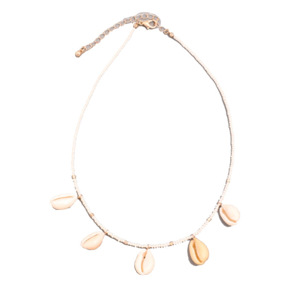 New Wave SeaShell Necklace
