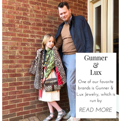 Where Family Meets Fashion:  Gunner & Lux