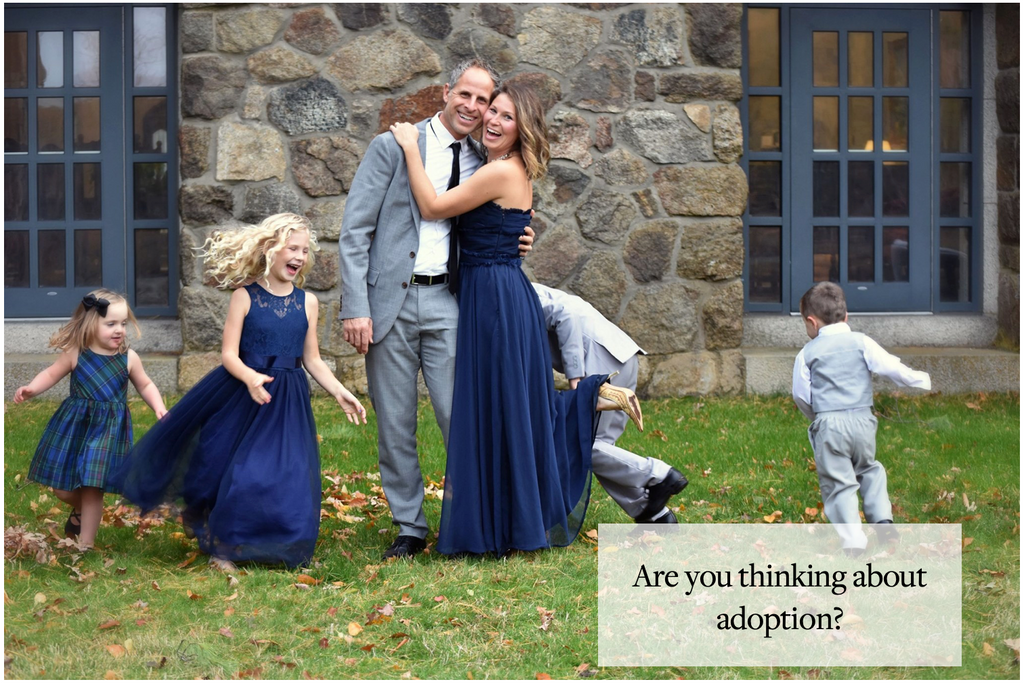 Are You Thinking About Adoption?