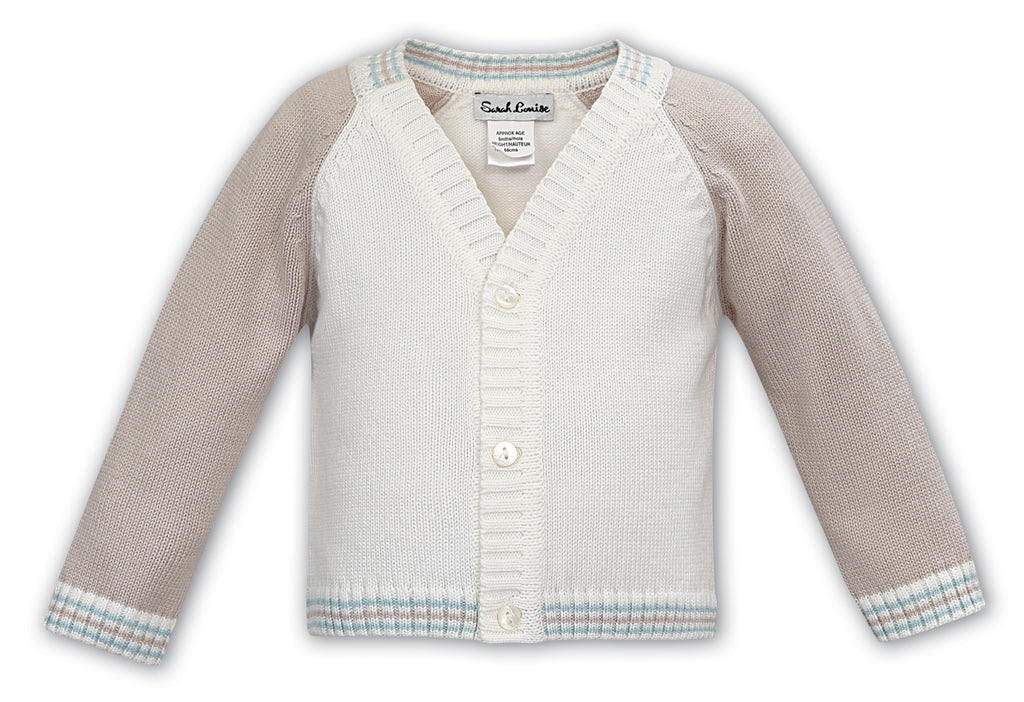 Sarah louise boys cardigan