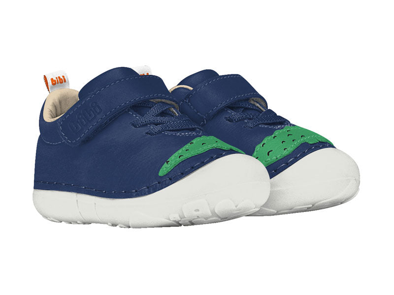 Bibi Brazil boys alligator tennis shoes