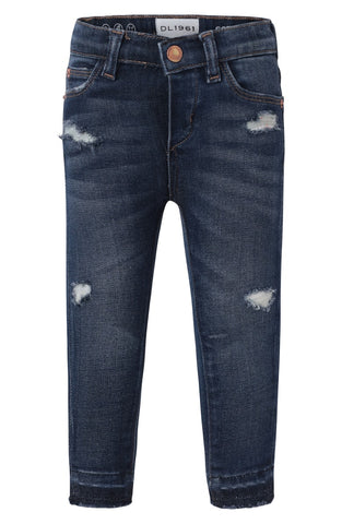 Chloe Distressed Jean
