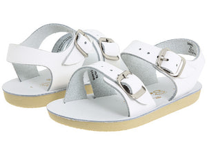 hoy shoes salt water sandal surfer white sun san